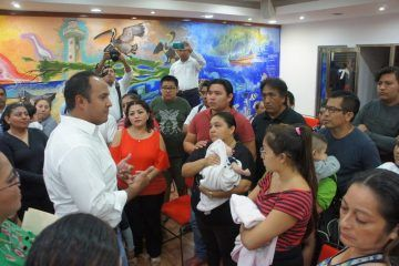 Juan Carrillo se reincorpora a sus labores como Alcalde de Isla Mujeres