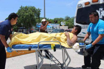 Un muerto y tres heridos deja accidente en la cárcel de Solidaridad