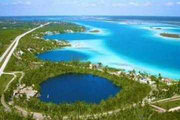 Laguna de los Siete Colores presenta niveles considerables de bacterias como la E coli