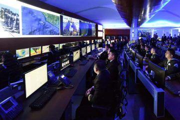 Con El Centro De Mando Y Control, Tecnológico Y Vanguardista De La Armada De México, Salvamos Vidas