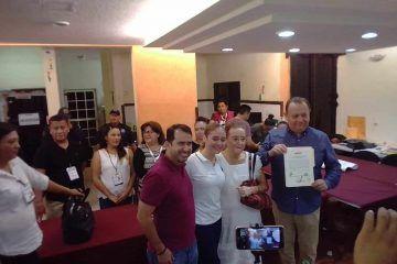 "José Esquivel ""Chak Me'ex"", presidente municipal electo de FCP"