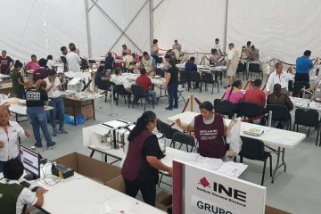 Inconsistencias obligan a conteo parcial de Paquetes Electorales de la elección a Presidente de México