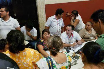 En curso, conteo de votos en Felipe Carrillo Puerto
