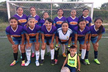 2 de agosto gran final de la Liga Municipal de Fútbol 7 Femenil