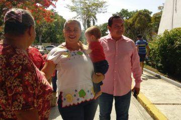 La decisión será de la ciudadanía: Mary Hadad