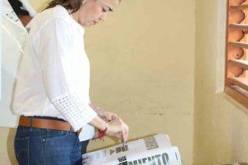 Vota en Rossana Romero, candidata a la presidencia de JMM