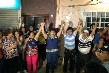 Sofía Alcocer, se alza victoriosa en José María Morelos