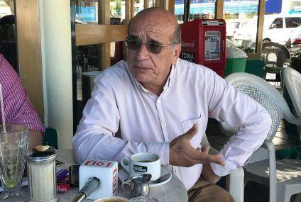 Rogelio Márquez asegura que el PES puede participar en las elecciones locales