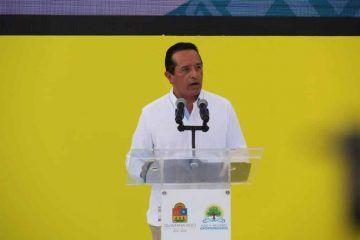 Vamos a seguir limpiando las playas: Carlos Joaquín