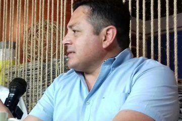 Contarán policías de Cancún con cámaras de solapa: Darwin Puc
