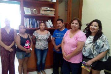 Padres de familia de la escuela secundaria pública Vicente Guerrero piden apoyo a la SEQ