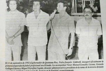 Jugarán arroceros de Chetumal vs. Pioneros de Cancún en partido homenaje para conmemorar los 36 años de la llegada del fútbol profesional a Q. ROO