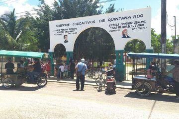 Temor por la presencia de vehículos y personas sospechosas en escuelas del municipio