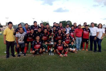Chemax FC campeón
