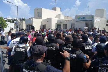 Ubicados alborotadores dedicados a incitar la violencia en Villas del Sol