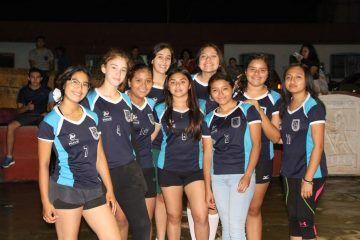 """Arranca con 13 equipos el tradicional torneo de voleibol """"El Águila"""""""