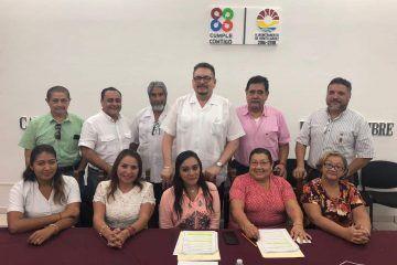 En puerta 19 predios de Cancún para Escuelas