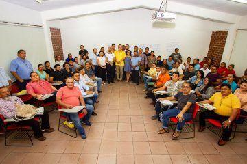 Todo listo entrega recepción del ayuntamiento de Felipe Carrillo Puerto