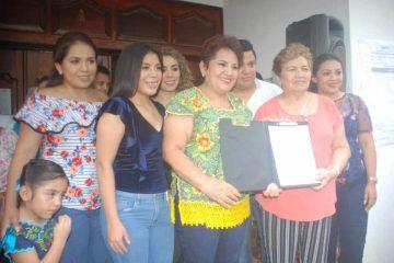 Sofía Alcocer Alcocer primera presidenta de JMM