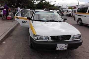 Fuera de las calles taxis sin seguro vehicular
