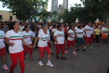 Arrancó la Semana Nacional de Salud para gente grande en Valladolid