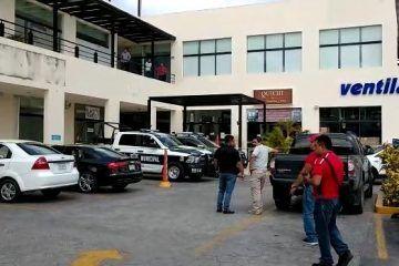 Millonario robo a banco en Cancún