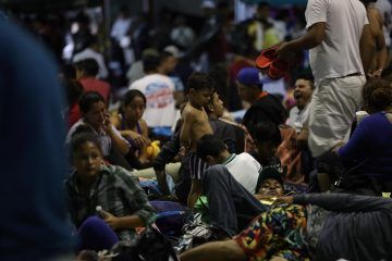 Invitan a cancunenses a apoyar a la Caravana Migrante