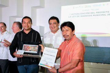 Brinda Congreso capacitación y actualización financiera a municipios para mejor desempeño