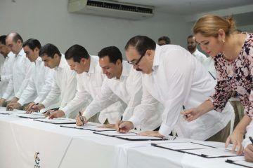 Ven con buenos ojos la Alianza por Yucatán