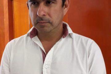 Desalojo de capilla, por mandato judicial: Aguilar Osorio