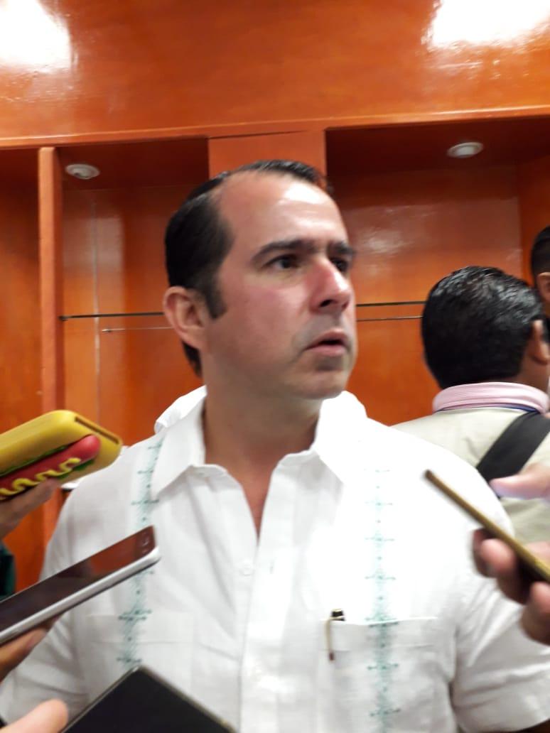 En transporte, todo es posible: Aguilar Osorio