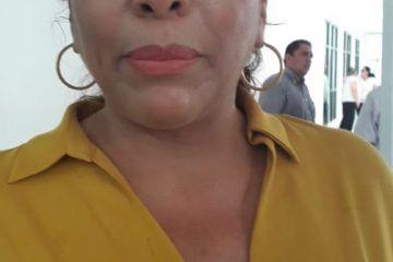 PDU y transporte, más importantes que cambiar un nombre: Lorena Martínez