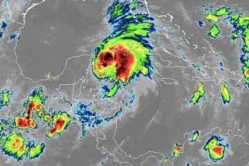 """""""Michael"""", a punto de ser huracán; no se esperan daños"""
