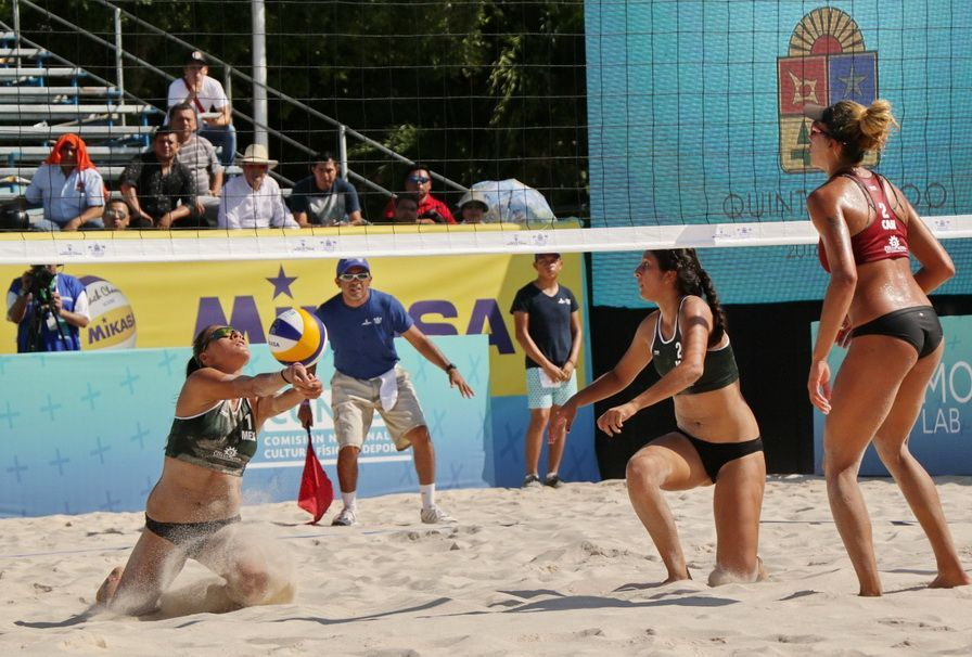 ##FOTOS## Beach Volleyball World Tour 3 Stars #QuintanaRoo #Chetumal