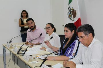 """""""El rumbo es hacia adelante"""": Mayte Moisés"""