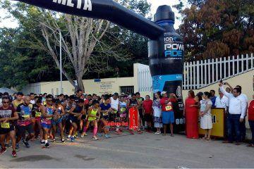 Casi 200 atletas en carrera por 40 años de fundación de la Normal Superior Juan de Dios Rodríguez Heredia