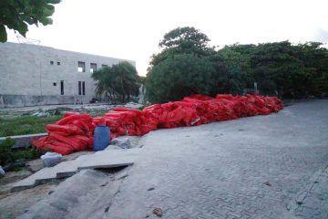 Grupo AR.CO invade espacio del fraccionamiento Playacar