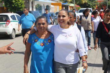 En el municipio de Benito Juárez se privilegiará la obra pública