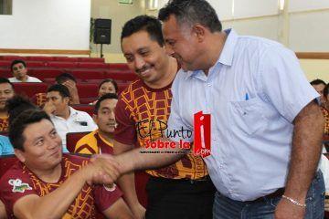 Asume Mario Aralio Aguilar Díaz la dirección general del ITSVA