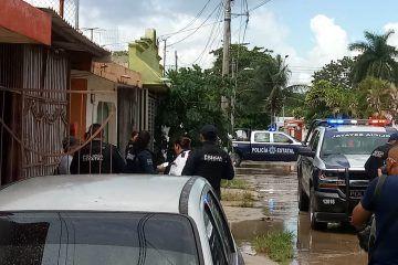Beliceño se roba una TV en Chetumal