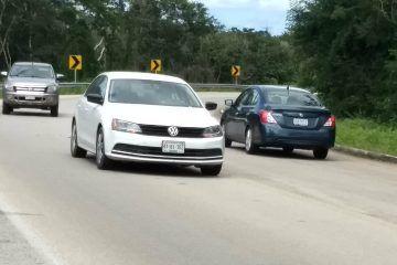 Exceso de velocidad ha sido causa de la mayoría de los accidentes