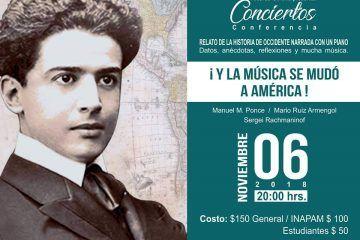 Ofrecerá concierto de piano el maestro Ricardo Corona