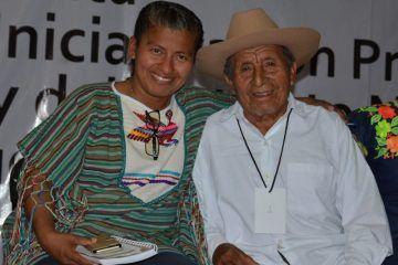Se escucha la voz de los pueblos indígenas