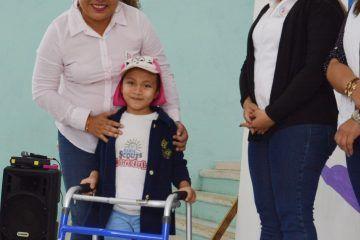 Otra entrega de apoyos en Valladolid para sector vulnerable