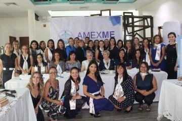 Presenta Amexme informe de labores; lamenta confusión con Ammje