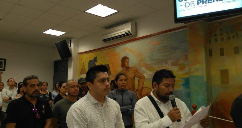 Comunidad cultural no quiere a Hugo Álvarez Ruiz