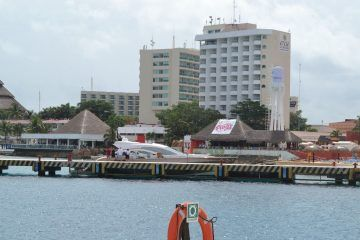 Hoteleros de Cozumel se inconforman con derecho de saneamiento