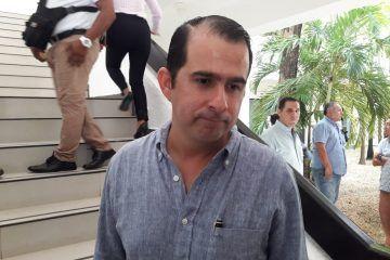Director operativo, encargado de Seguridad Pública de Cancún