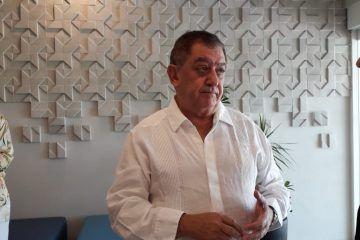 Apoya José Chapur plan de seguridad de AMLO