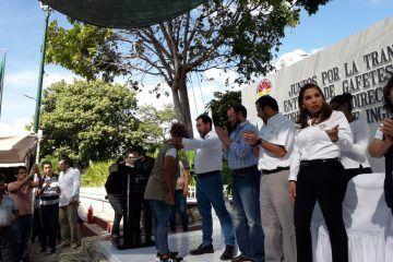 Seguirá limpieza en Fiscalización, pese a amenazas, dice Mara Lezama